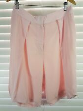 COUNTRY ROAD sz 12 womens silk pink shorts NEW + TAGS [#73]