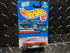 2000 Hot Wheels #229 Red Blown Camaro w/Razor Wheels