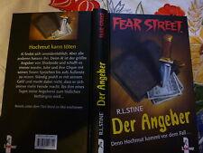 Der Angeber Denn Hochmut kommt vor dem Fall von R.L. Stine Fear Street Buch gebr