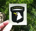 Vietnam US Army Military M1 Helmet Liner Decal 101st Airborne Division