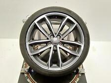 Audi A5 2018 S5 B9 19 Inch Alloy Wheel And Tyre 255/35r19 8w0601025df - Et32