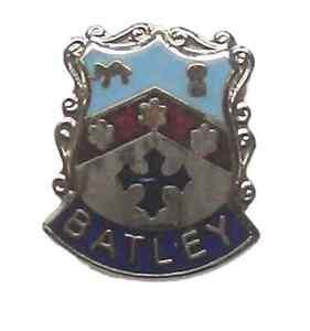 Barley UK Quality Enamel Lapel Pin Badge