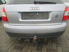 Stoßstange hinten Audi A4 B6 8E Avant avussilber LY7J grau