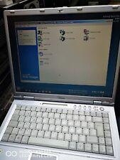 """Laptop Fujitsu Siemens Lifebook C1110D  15"""" Display  512MB RAM  Ohne HDD"""