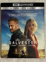 GALVESTON (2018) - 4K Ultra HD UHD disc only (No Blu-ray Digital Copy)