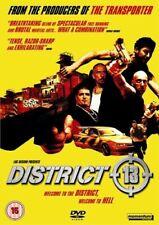 District 13 [DVD] Very Good PAL Region 2