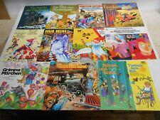 Abenteuer, Kinder, Märchen, Lieder, Hörspiel - Sammlung 12 LPs