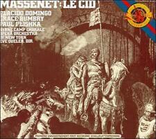 Massenet: Le Cid (CD, Oct-1989, 2 Discs, CBS Records) UPC: 074643421126