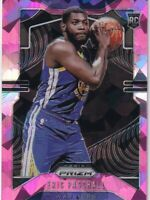 2019-20 PRIZMS PINK ICE RC ERIC PASCHALL GOLDEN STATE WARRIORS PARALLELS - E9