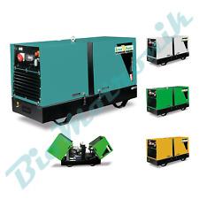 Stromerzeuger Perkins 22 kVA 17,6 KW Diesel Generator 230 400 V Notstromaggregat