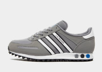 Mens Adidas LA Trainer Trainers Grey Blue White Black Limited Edition All Sizes