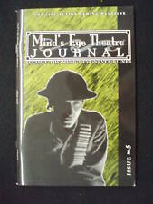 Mind's Eye Theatre Journal Issue 5 - live action gaming