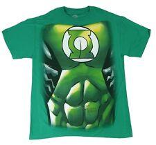 Green Lantern Costume DC Comics Licensed Adult T-Shirt