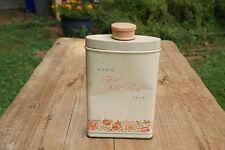 Avon 1955 To A Wild Rose Body Talc