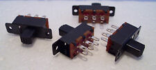 2K100 4 x Mini DPDT On-Off Slide Switch Ideal for Model Railway/Railroad Use 2nd
