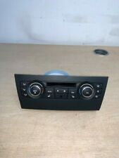 GENUINE BMW E90, E91, E92, E93, LCI CLIMATE CONTROL, HEATED SEATS, 9221854