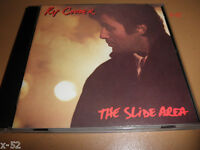 Ry Cooder CD the Slide Area Gypsy Woman BLUE SUEDE SHOES ufo has landed in ghett