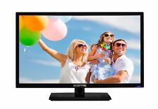 "24"" TV Full HD LED Flat Screen 1080p Wall Mountable HDMI USB Monitor Remote NEW"