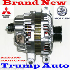 Genuine Alternator Holden Statesman WL VZ V6 LY7 3.6L Petrol 04-07 120A A3TG1491
