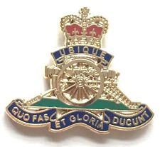 Royal Artillery Military Enamel Lapel Pin Badge M095