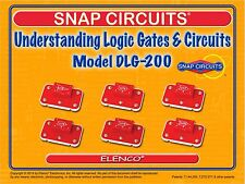 Understanding Logic Gates and Circuits - Model DLG200 (Ages 12-108)