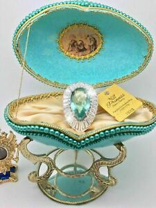 BALLERINA PARAIBA TOURMALINE & DIAMOND RING ROYAL MASTERPIECE OF JEWELRY