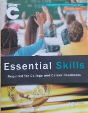 Isbn: 9781588942494 Essential Skills: Required for College and Career Readiness