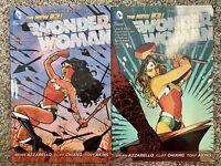 Wonder Woman Vol 1 BLOOD & Vol 2 GUTS DC Comics The New 52 TPB