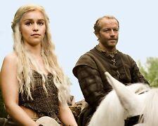 Emilia Clarke 8x10  Photo #95 Game of Thrones