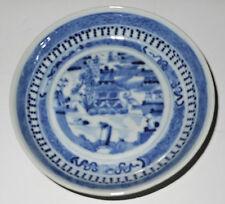 c1850 Chinese Export Nanking Small Bowl, No Mark