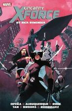 Uncanny X-Force by Rick Remender: The Complete Collection Volume 1, Remender, Ri
