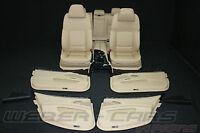 BMW 5er F11 Leder Sitze KOMOFRT  Lederausstattung BEIGE leather comfort seats