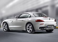 2011 BMW Z4M Coupe, Silver, Refrigerator Magnet, 40 MIL