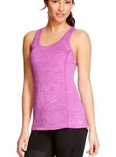 C9 Champion Women XL Performance Long Active Tank Racerback Duo Dry Stretch Top
