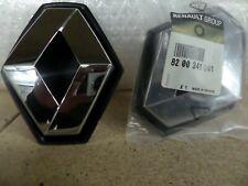 GENUINE Renault Twingo 07-12 / Clio III Grill Badge 8200341241