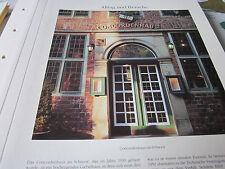 Bremen Archiv 6 Alltag 6071 Concordenhaus im Schnoor