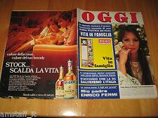 OGGI 1976/5=CAROLE ANDRE=2CV DYANE CROSS CX PALLAS=SOFIA LOREN=VITO ANTUOFERMO=
