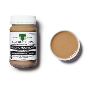3x Best of the Bone Mushroom bone broth