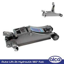 Heavy Duty 2 TONNE hydraulic TROLLEY JACK 180° flat lifting tool car van 4x4