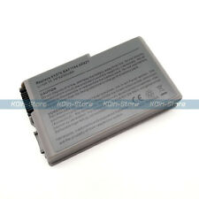6Cell Battery for Dell Inspiron 500m 510m 600m Latitude D500 D510 D520 D600 D610