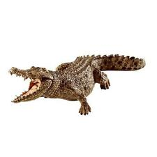 Schleich Crocodile Animal Figure New Collectible Toys Educational Creatures