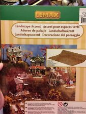 """Lemax Brown Landscape Accent 18"""" x 39"""" Roll  Mossy type ground"""