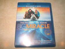 Big Miracle (Blu-ray/DVD, 2012, Canadian) - English / French / Spanish  **READ**