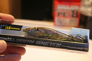Megabass fishing lure bass VISION ONETEN SP-C FA WALLEYE from Lucky Bag 2021