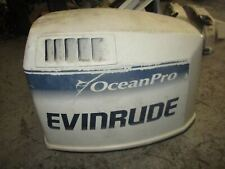 Evinrude Ocean Pro 175hp outboard top cowling