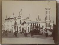 Pavillon da Algeria Parigi Esposizione Universale Da 1900 Vintage Citrato