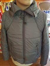 Replay Jacke Größe M grau Modell W 7713 sehr guter Zustand