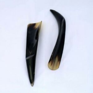 Premium shoe horn Made from natural horn Best Gift For your lovers