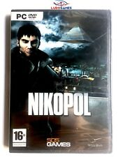Nikopol PC Nuevo Precintado Retro Videogame Videojuego Sealed New PAL/SPA