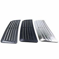 Auto Car Decorative Air Flow Intake Scoop Turbo Bonnet Vent Cover Hood 3 Color